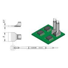 JBC PA120 Cartridge Dual Inline Micro Tweezer 5mm