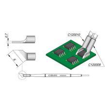 JBC C120 Tweezer Cartridge 6.0mm (LH)