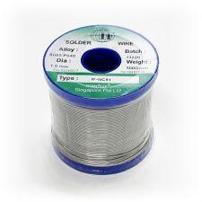 Interflux Sn60-Pb40 1.0mm Solder Wire 500g
