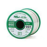 SN100C Lead Free No-Clean Solder Wire 0.6mm 500gm