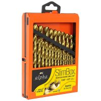 HSS Bright Drill Set 29pce 1/16-1/2