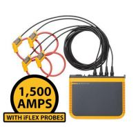 Fluke 1746 Power Quality Logger with 60cm 1500A iF