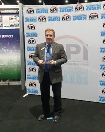 Seventh Service Excellence Award for Speedprint