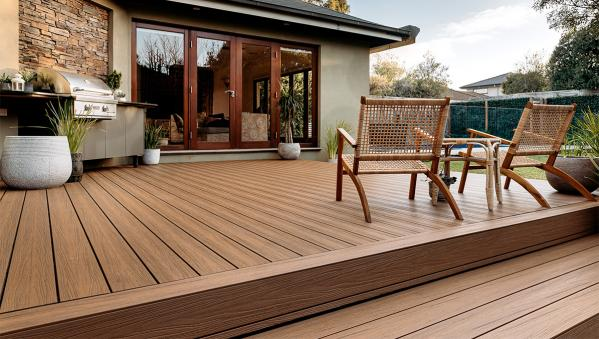 Don't get shocked by your new decking